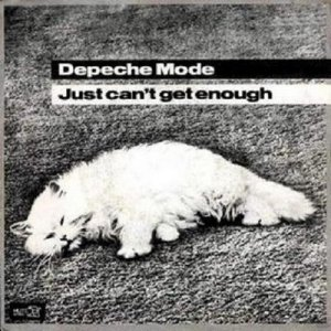 DEPECHE MODE Just can´t get enough