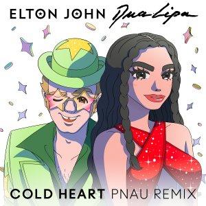 ELTON JOHN Cold heart FEAT. DUA LIPA