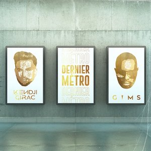 KENDJI GIRAC Dernier métro FEAT. GIMS