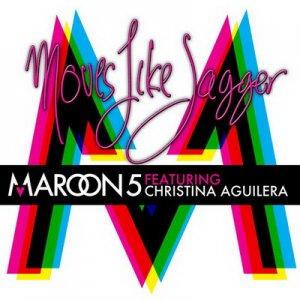 MAROON 5 Moves like Jagger -Feat. Christina AGUILERA-
